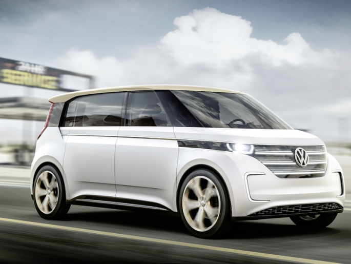 VOLKSWAGEN na Consumer Electronics Show 2016