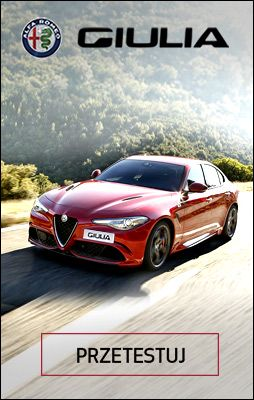 Alfa Romeo Giulia pion